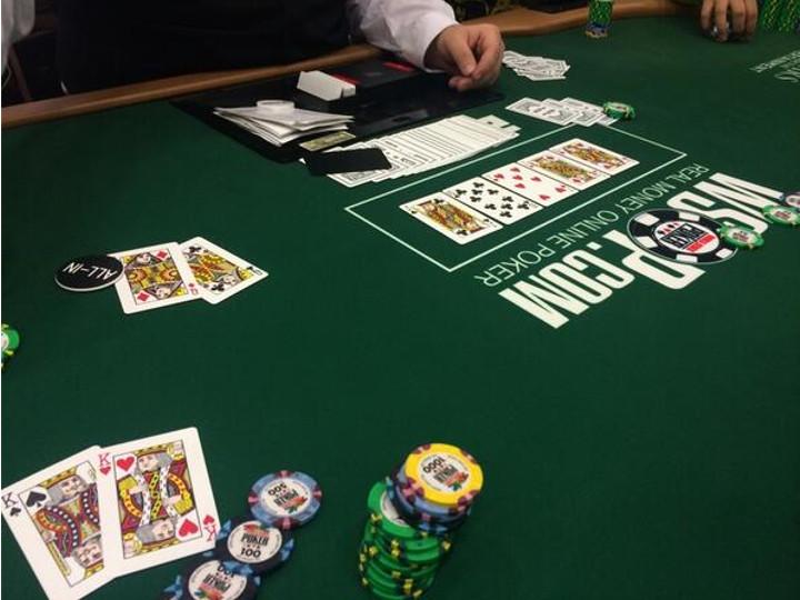 Poker f5