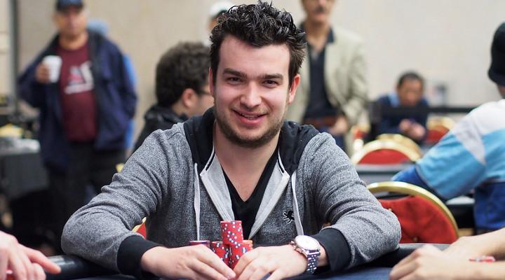 Spew poker