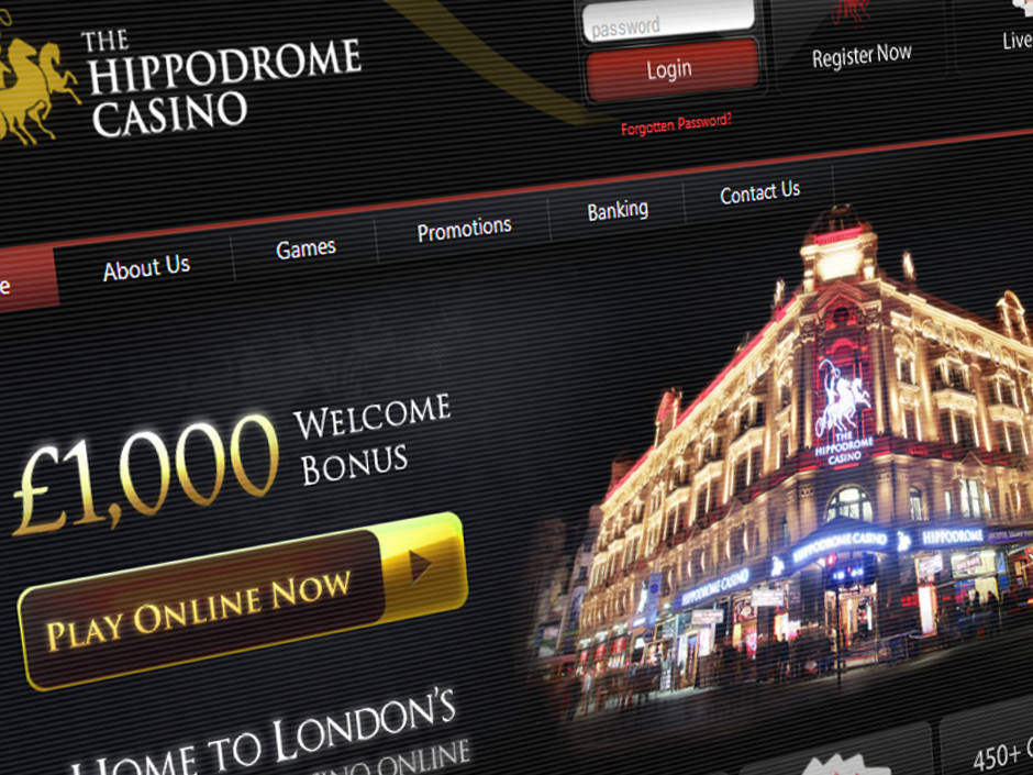 the best online casino world