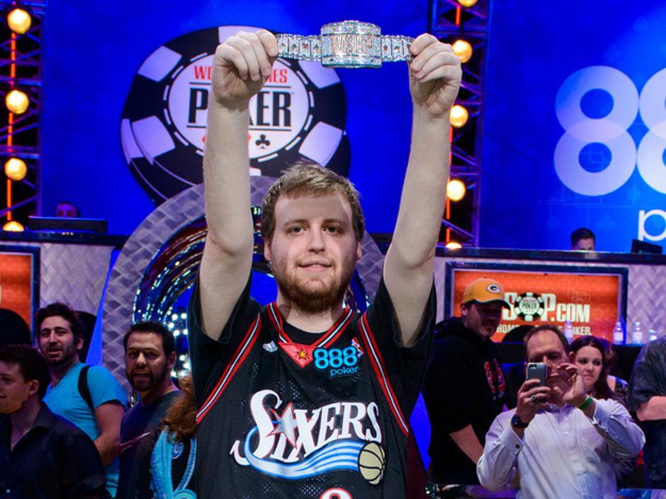 "Joe McKeehen A ""Fortunate Victim of Circumstance"" | F5 Poker"