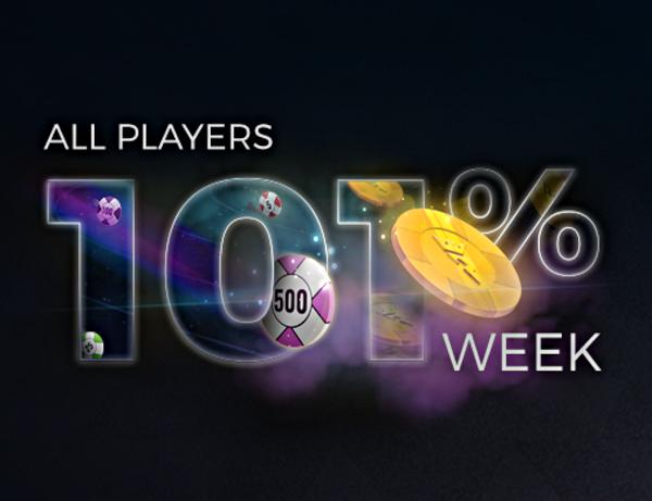 Run It Once Poker Running 101 Rakeback Promotion F5 Poker